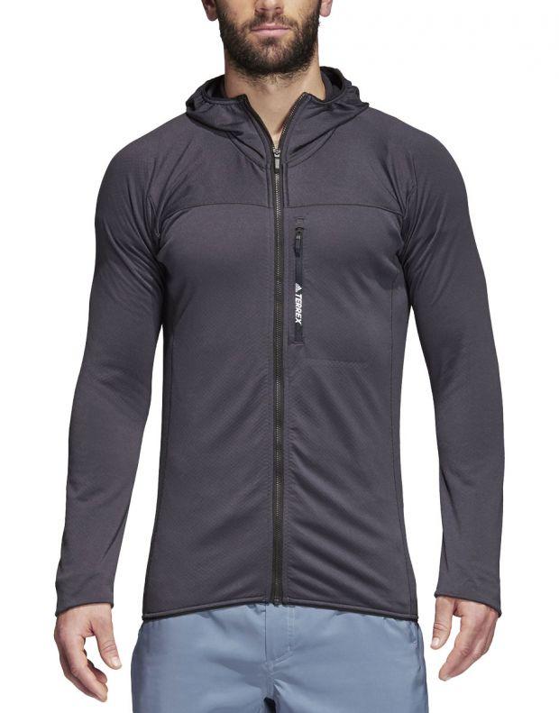 ADIDAS Terrex Jacket Grey - CG2430 - 1