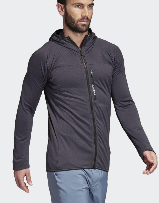 ADIDAS Terrex Jacket Grey - CG2430 - 3