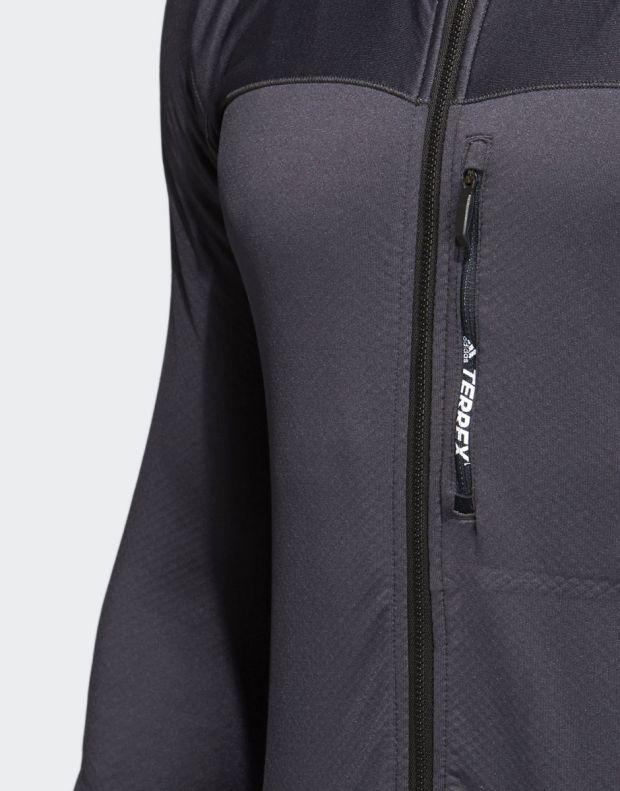 ADIDAS Terrex Jacket Grey - CG2430 - 4