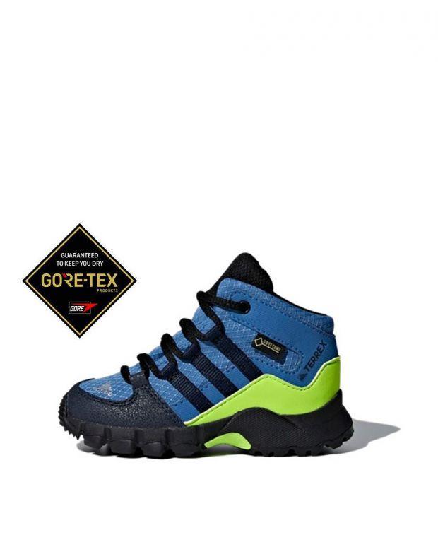 ADIDAS Terrex Mid Gtx I Blue - D97655 - 1