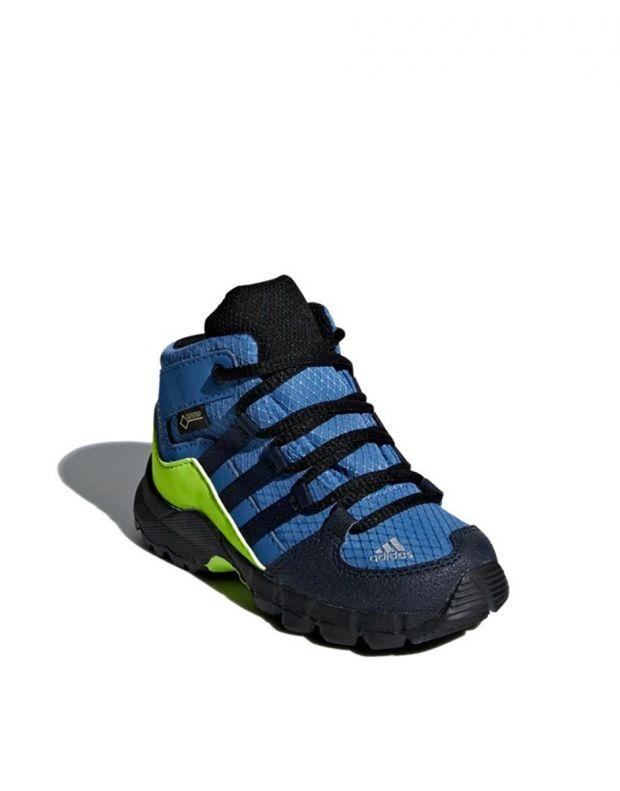ADIDAS Terrex Mid Gtx I Blue - D97655 - 3