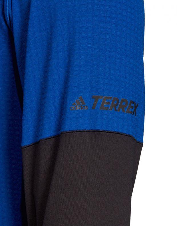 ADIDAS Terrex Xperior Active Top Blue - DZ2032 - 6