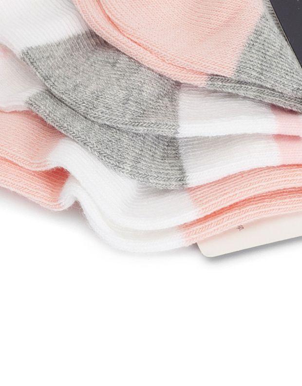 ADIDAS Thin Crew Socks 3 Pairs Girls - BP7859 - 2