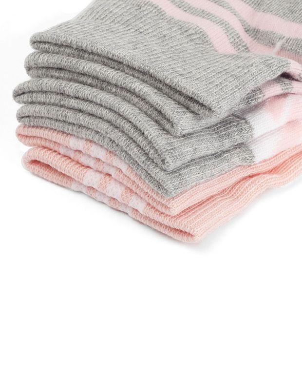 ADIDAS Thin Crew Socks 3 Pairs Girls - BP7859 - 3