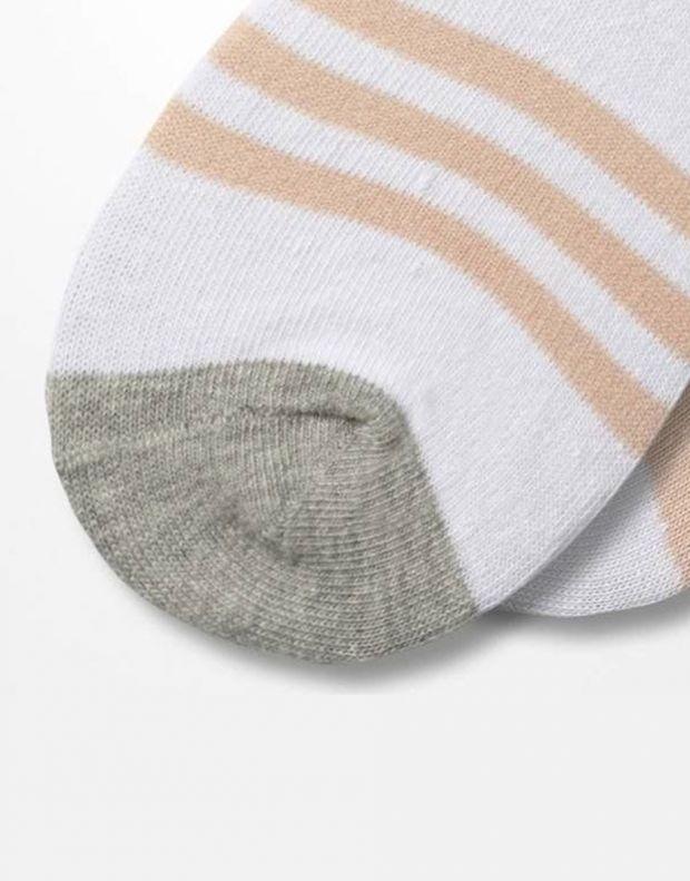 ADIDAS Thin Crew Socks 3 Pairs Girls - BP7859 - 4