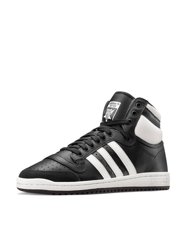 ADIDAS Top Ten Hi Black - EE8049B - 3