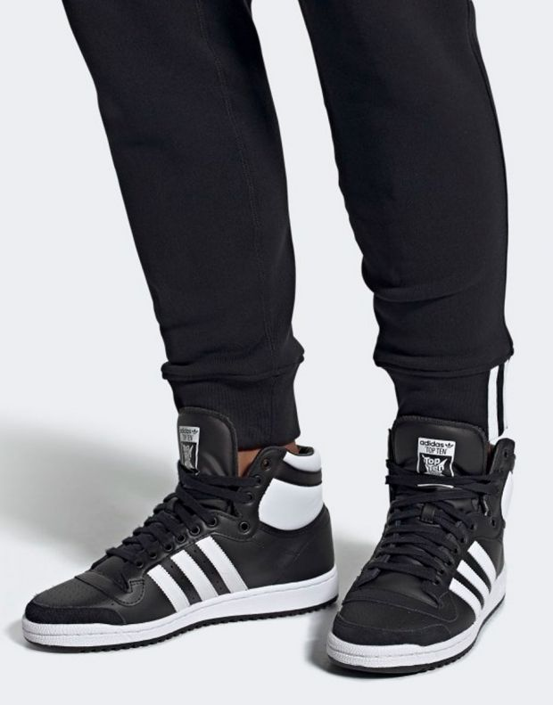 ADIDAS Top Ten Hi Black - EE8049B - 8