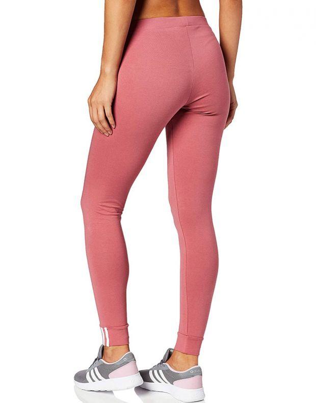 ADIDAS Trace Maroon Leggings Pink - EJ9313 - 2