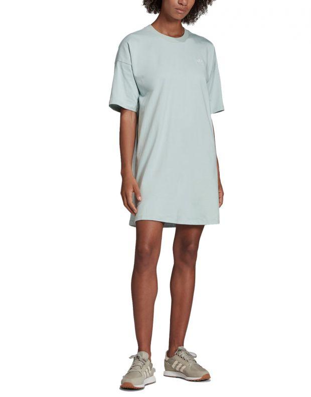 ADIDAS Trefoil Dress Green - ED7580 - 1