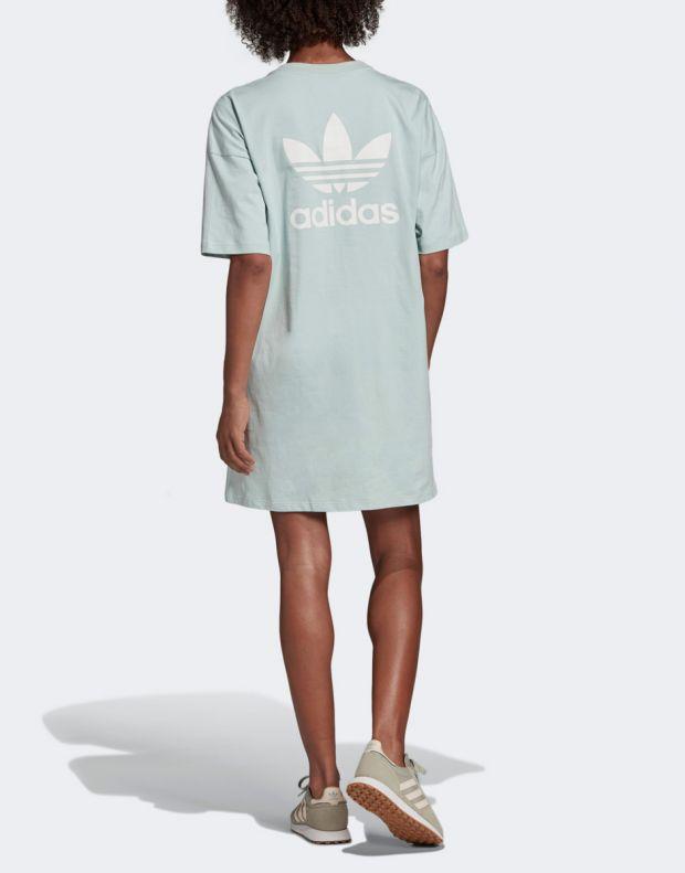 ADIDAS Trefoil Dress Green - ED7580 - 2