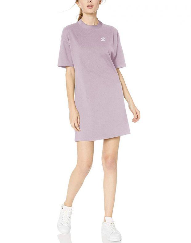ADIDAS Trefoil Dress Purple - ED7581 - 1