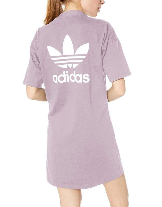 ADIDAS Trefoil Dress Purple - ED7581 - 2