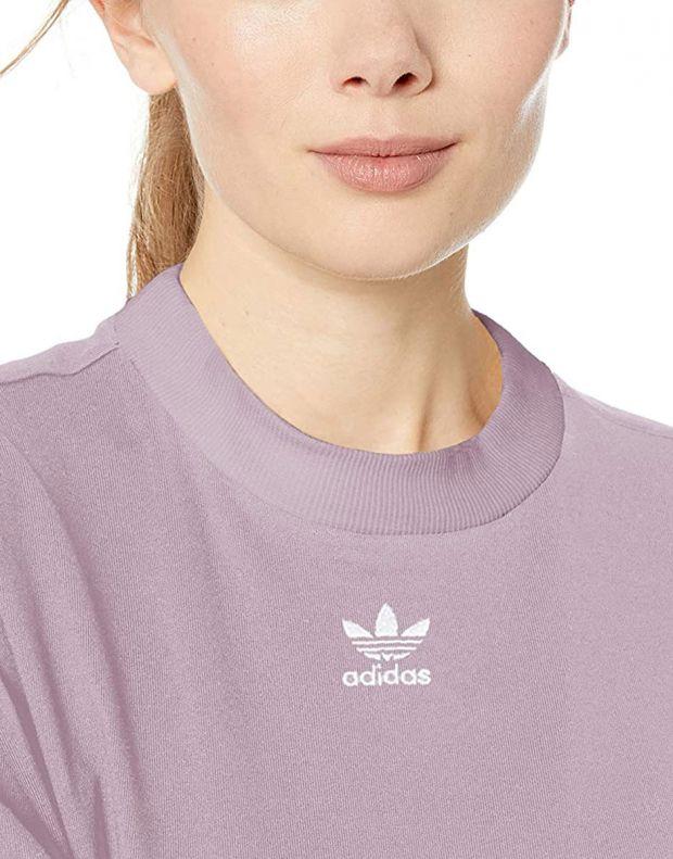 ADIDAS Trefoil Dress Purple - ED7581 - 3