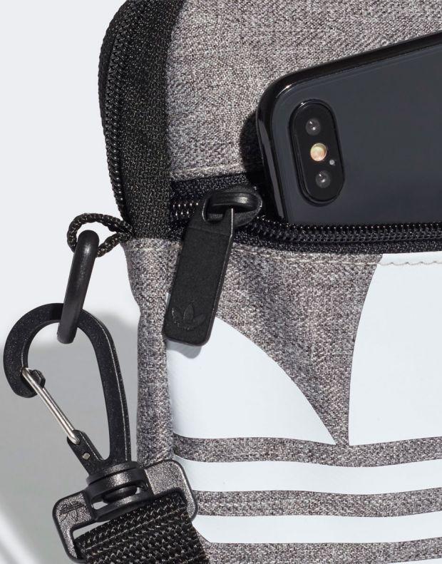 ADIDAS Trefoil Festival Bag Casual Grey - GK0680 - 5