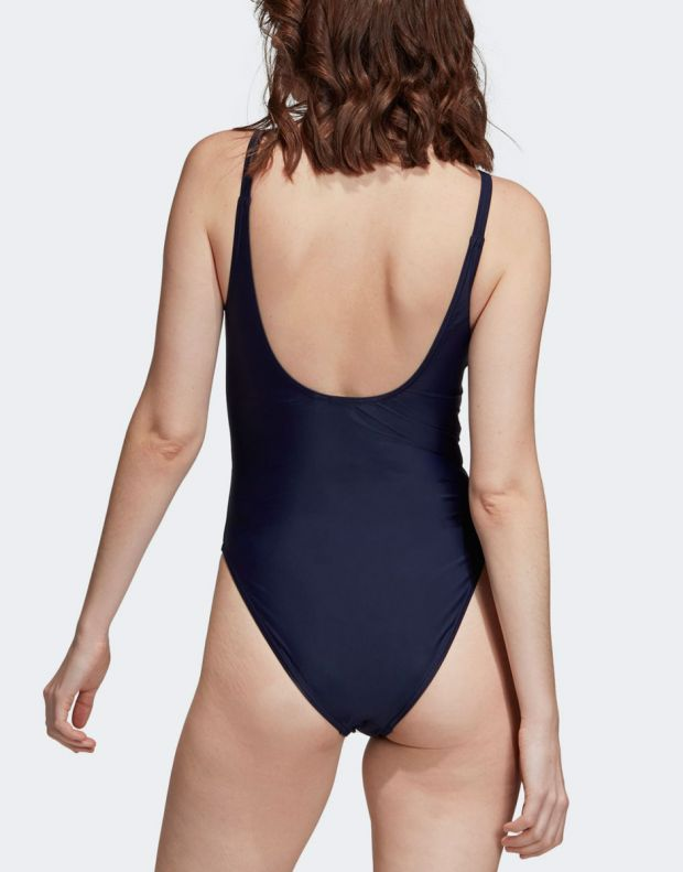 ADIDAS Trefoil Swimsuit Dark Navy - ED7471 - 2