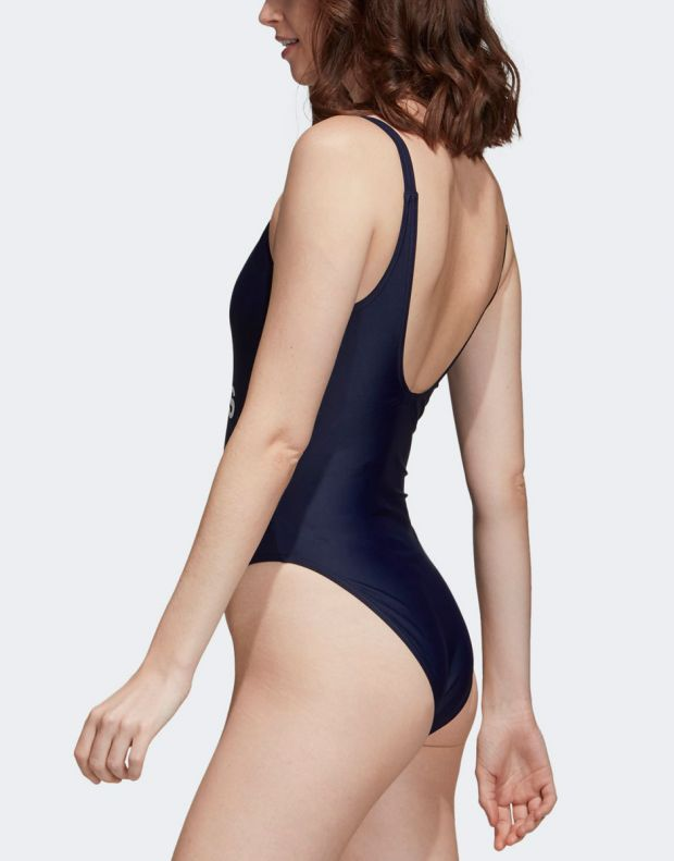 ADIDAS Trefoil Swimsuit Dark Navy - ED7471 - 3