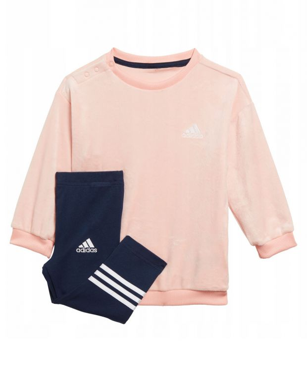 ADIDAS Velvet Set Pink - ED1163 - 1