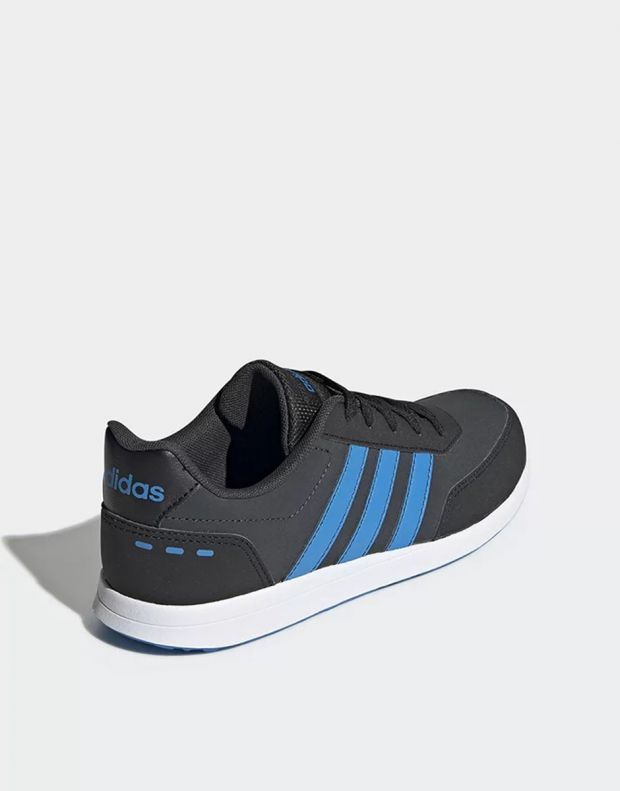 ADIDAS Vs Switch 2 K Black Blue - G25921 - 4