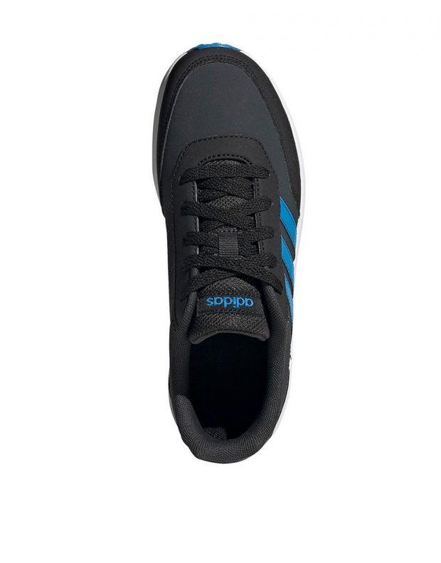 ADIDAS Vs Switch 2 K Black Blue - G25921 - 5
