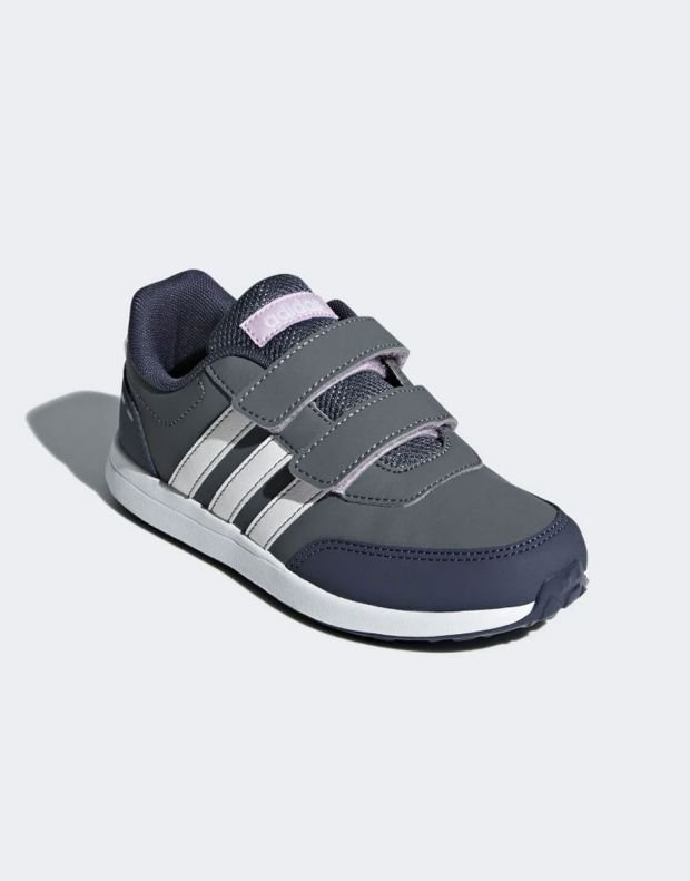 ADIDAS Vs Switch 2 Sneakers Grey - B76054 - 3