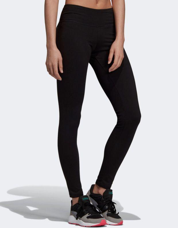 ADIDAS W 90S Leggings Black - EH6457 - 4
