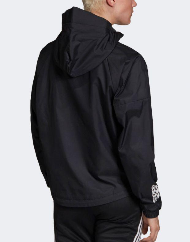 ADIDAS W.N.D Jacket Black - FH6664 - 2