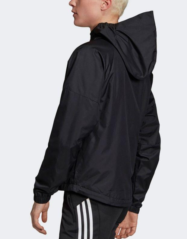 ADIDAS W.N.D Jacket Black - FH6664 - 3