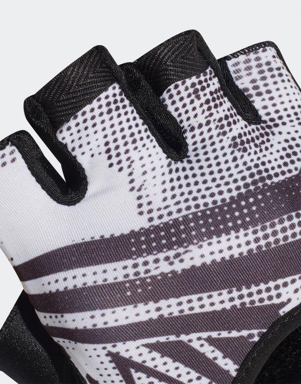ADIDAS Womens Training Climalite Gloves Black - EA1650 - 2