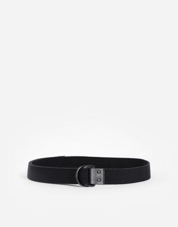 ADIDAS Y-3 Yohji Yamamoto Elastic Belt Black - DZ0803 - 2