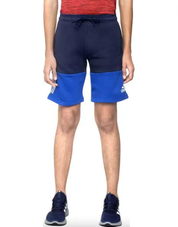 ADIDAS Youth Sport ID Shorts Navy - ED6521 - 1