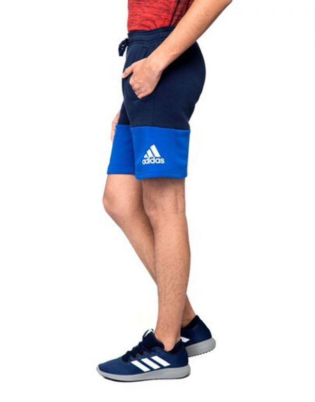 ADIDAS Youth Sport ID Shorts Navy - ED6521 - 2
