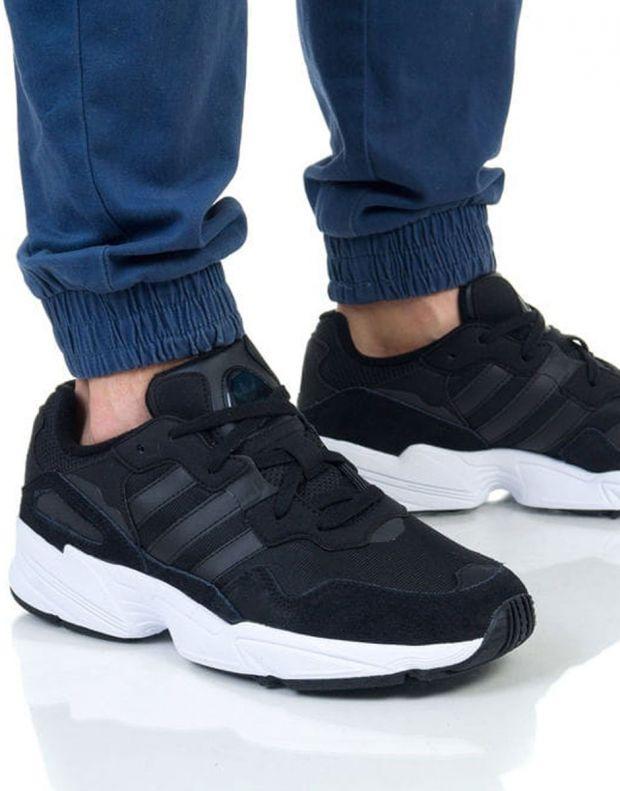 ADIDAS Yung-96 Sneakers Black - EE3681 - 6