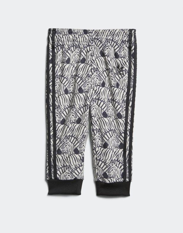 ADIDAS Zebra Track Suit Grey - 4