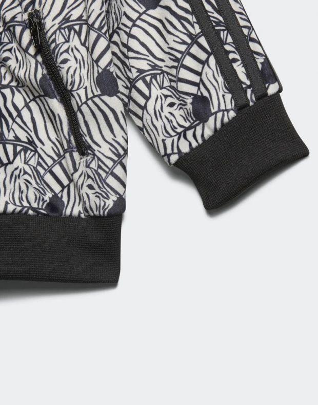 ADIDAS Zebra Track Suit Grey - 7