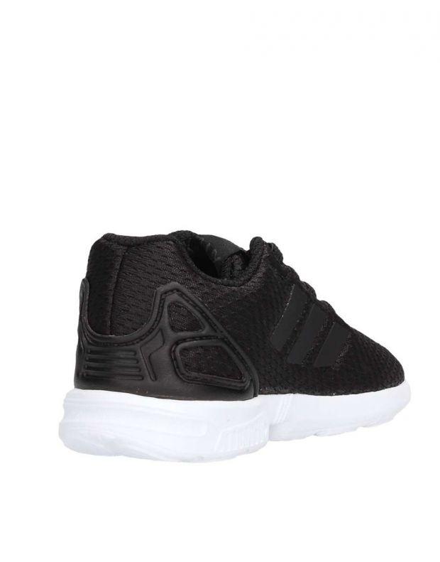 ADIDAS Zx Flux Sneakers Black - BB9120 - 4
