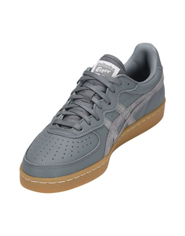 ASICS Gsm Shoes Grey - D831L-1111 - 3