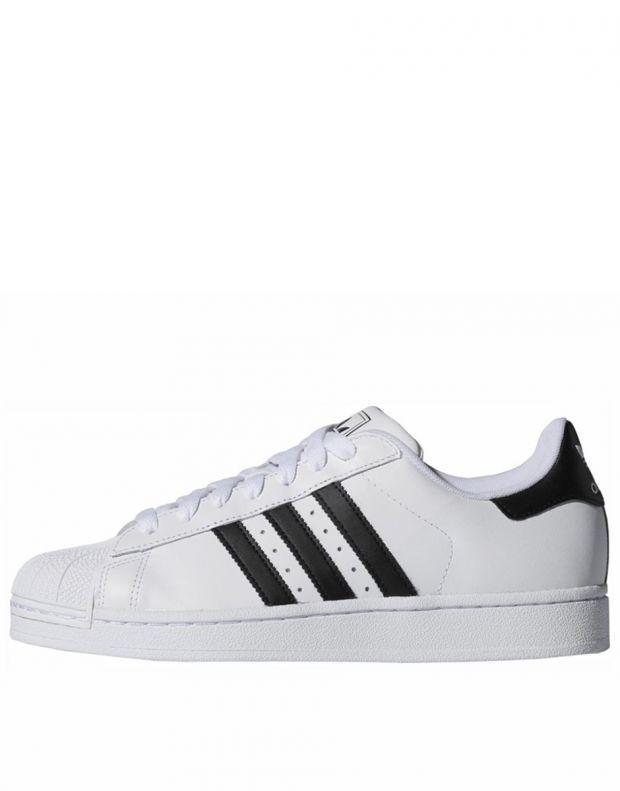 ADIDAS Superstar II White/Black - 1