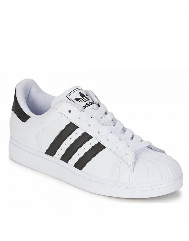 ADIDAS Superstar II White/Black - 2