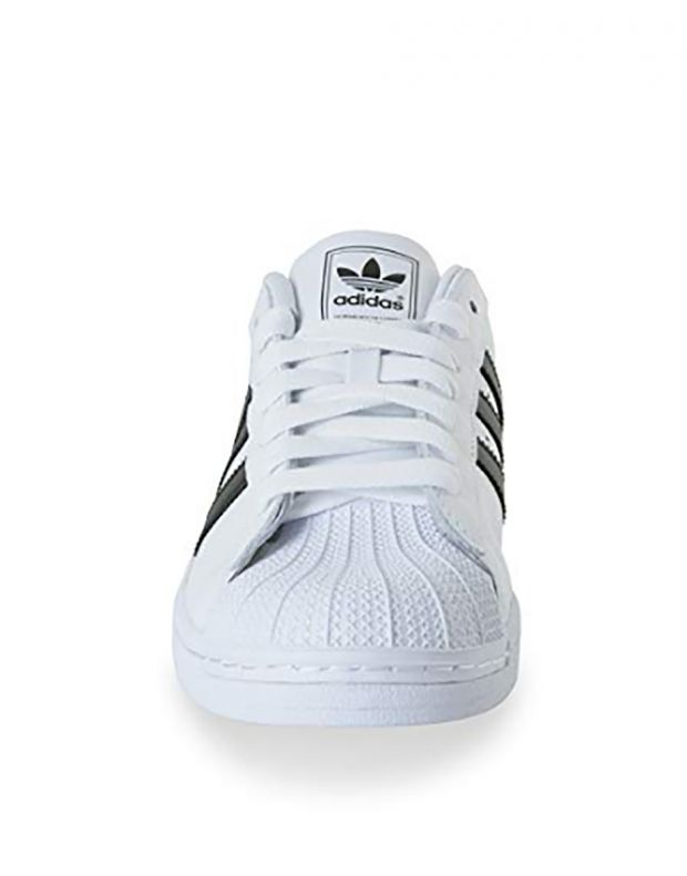 ADIDAS Superstar II White/Black - 5