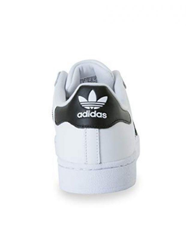 ADIDAS Superstar II White/Black - 4