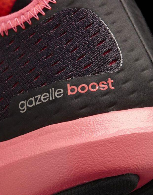 ADIDAS Climachill Gazelle Boost Black - 7
