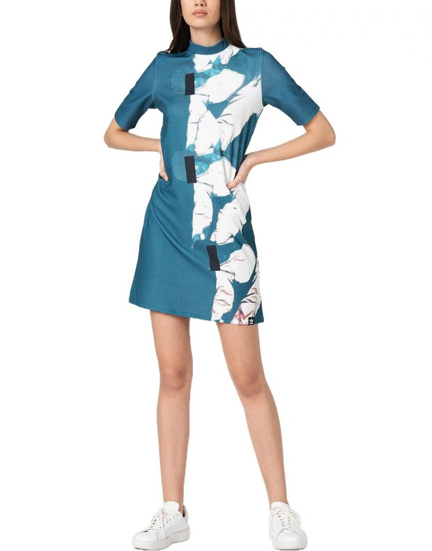 ADIDAS Collective Memories Dress Blue - BP5143 - 2