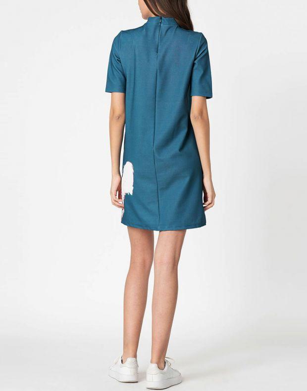 ADIDAS Collective Memories Dress Blue - BP5143 - 3