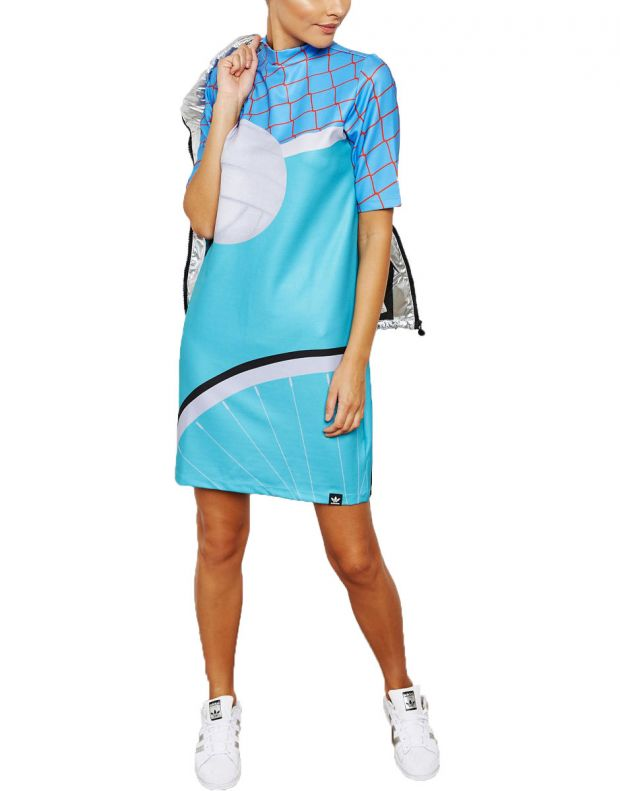 ADIDAS Collective Memories Dress Light Blue - BP5135 - 1