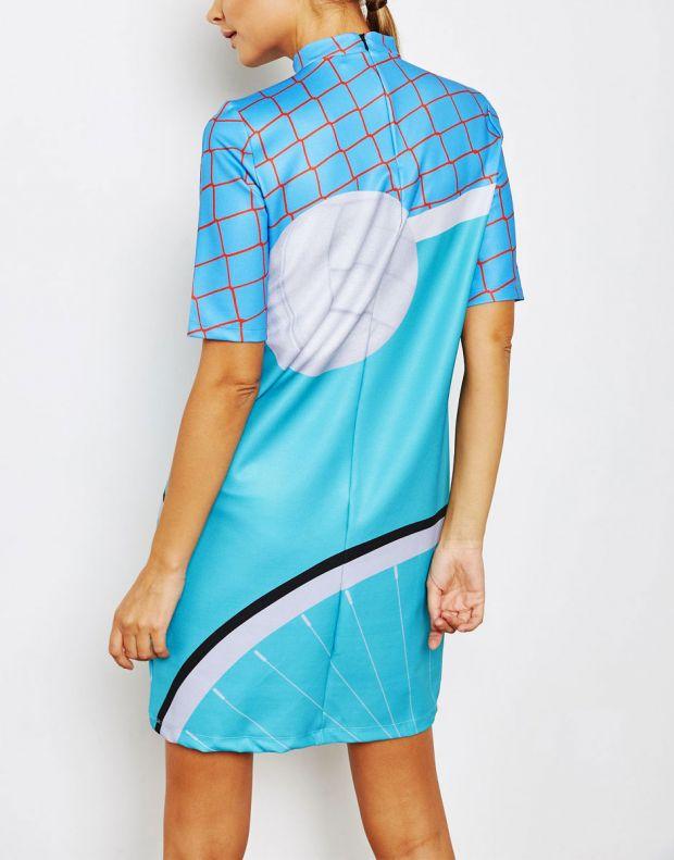 ADIDAS Collective Memories Dress Light Blue - BP5135 - 2