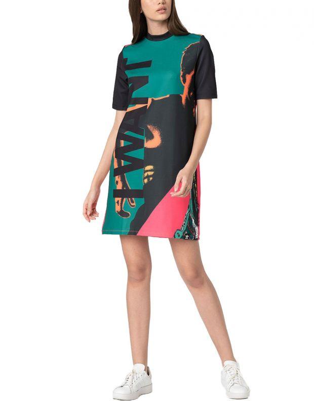 ADIDAS Collective Memories Dress Multicolour - BP5155 - 1