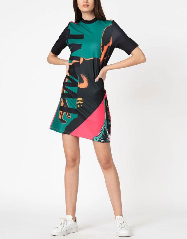 ADIDAS Collective Memories Dress Multicolour - BP5155 - 2