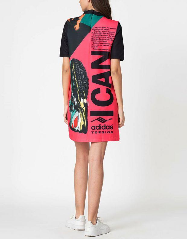 ADIDAS Collective Memories Dress Multicolour - BP5155 - 3