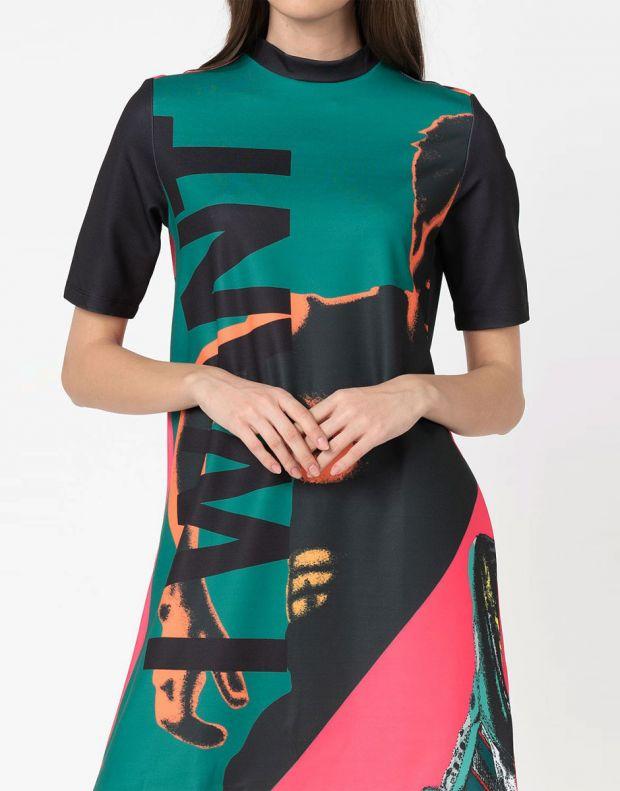 ADIDAS Collective Memories Dress Multicolour - BP5155 - 4