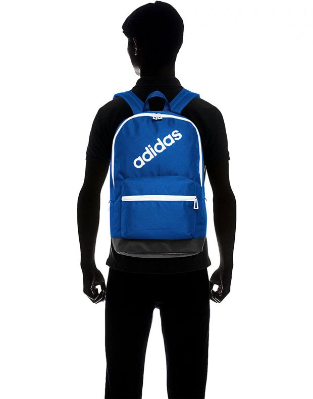 ADIDAS Daily Backpack Blue - CD9897 - 4